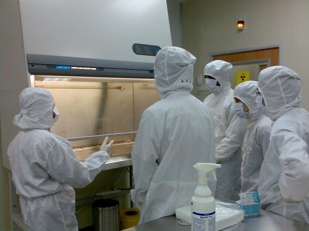 Aseptic Clean Room